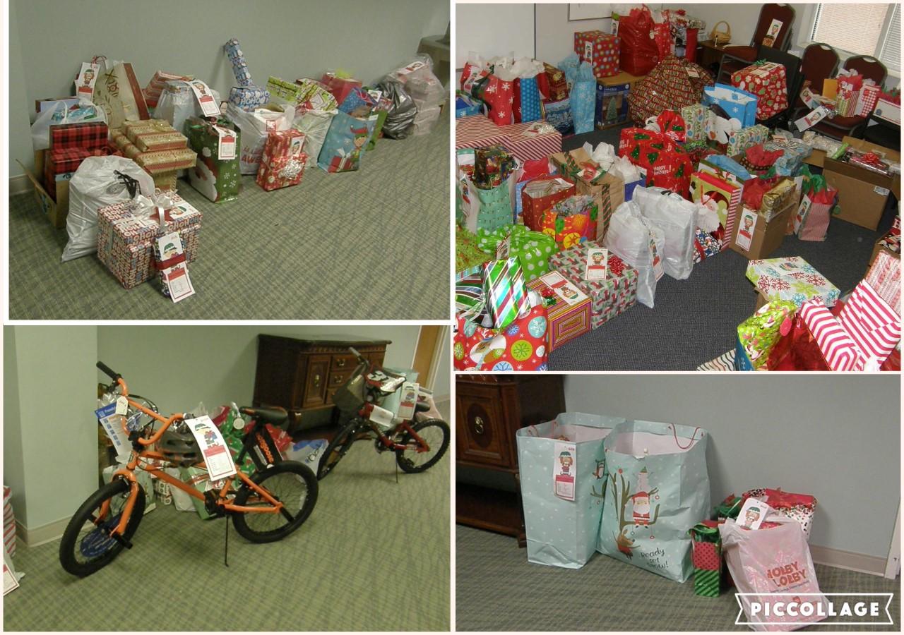 Joy Blog - elf gifts
